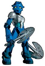 Gali Nuva Bionicle The Gamessa