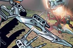 Comic Lifeblade