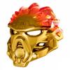 Máscara Dorada de la Unidad del Fuego
