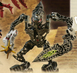 CGI Bone Hunter Fero