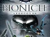 BIONICLE Legends 9: Shadows in the Sky