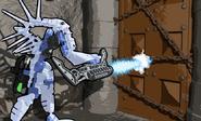 Animaatio jäätykki käytössä