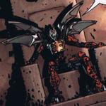 Icarax Comic