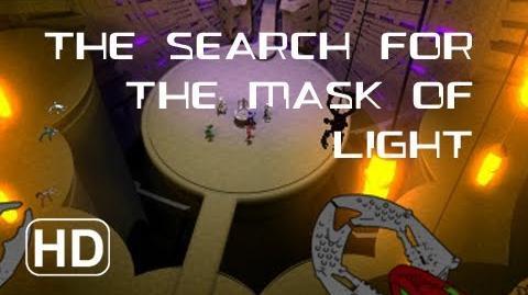 La Búsqueda por la Máscara de la Luz
