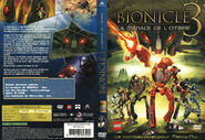 Bionicle 3 Web Of Shadows cover