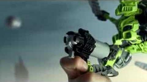 Official Bionicle Phantoka commercial