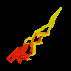 Espadas llameantes