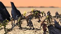 TLR Batalla de Roxtus Ejercito