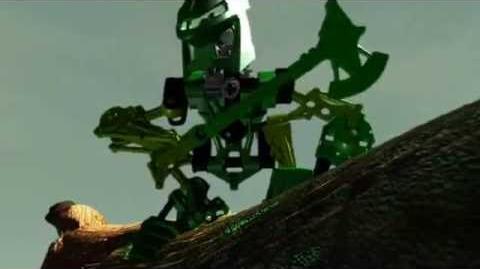 Bionicle Toa Lewa