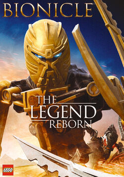 BIONICLE The Legend Reborn cover big