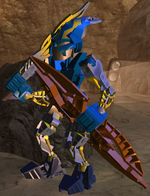 Berix GA2-0