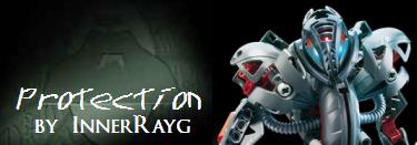 Protección por InnerRayg