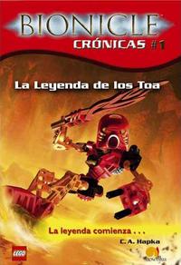 Cronicas bionicle 1