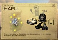 Hafu Información del Power Pack