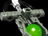 Lanzador de Esferas Zamor