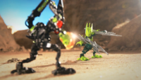BIONICLE Battle Video 2 Battle