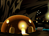 MNOLG Onu-Koro Cabaña Exterior