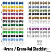 Krana-krana-kal checklist th