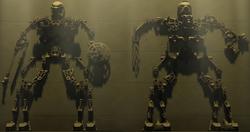 Toa Kaita Statues