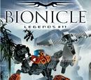 BIONICLE Leyendas 11: La Batalla Final