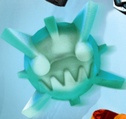 CGI Shadow Leech