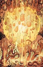 Comic Morbuzakh King Root Destruction