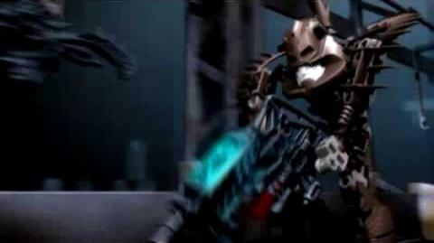Bionicle Piraka 2006 Trigger