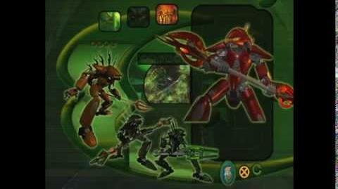 Bionicle The mask of light Guide to Mata Nui