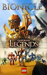 Promo Art Glatorian Legends