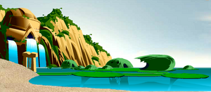 Lake Naho in MNOG