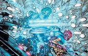 Comic Battle of the Manas