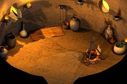Matoran Hut
