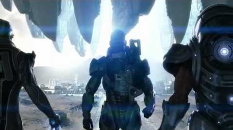 Mass Effect Theme- First Class