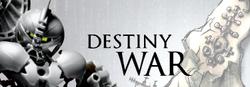 Destiny War Bionicle