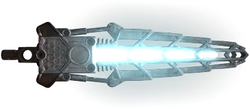 Energized Ice Sword