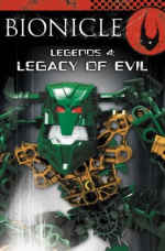 BIONICLE Legends 5 UK