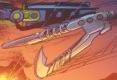 Comic Protosteel Talons