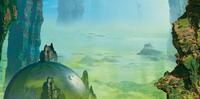 Swamp of Secrets with Codrex Detail