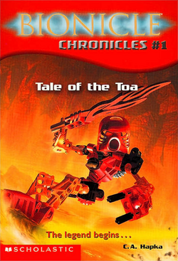 Bionicle Chronicles 1