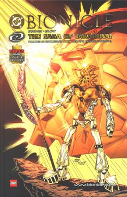 The Saga of Takanuva!