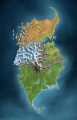 CGI Mata Nui (Island)