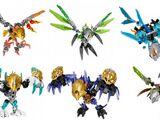 Criaturas Elementales
