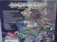 The bottom half of the board game box