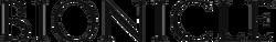 BIONICLE Text Logo