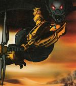 Bionicle sand fledermaus matanui