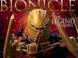 BIONICLE: La Leyenda Renace - Guía Oficial de la Película