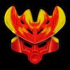 Máscara del Protector del Fuego