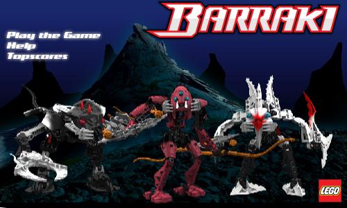 barraki platform game the bionicle wiki fandom powered by wikia