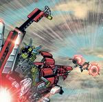 Comic Axalara T9 vs Jetrax T6