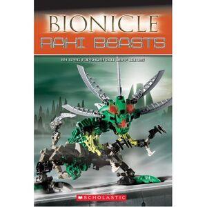 Rahi Beasts book